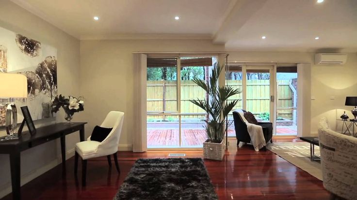 Real Estate Victoria Agents Marshall White: 2/63 Maud Street Balwyn North - beautiful modern living spaces