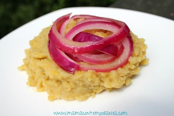 Como preparar mangu tradicional dominicano - Receta.