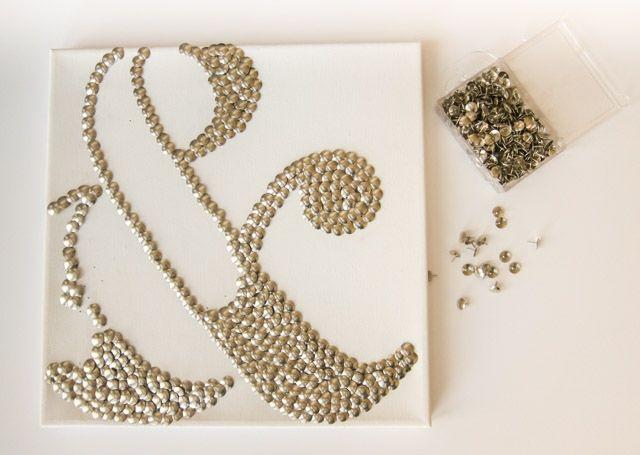 Ampersand Valentine Art -