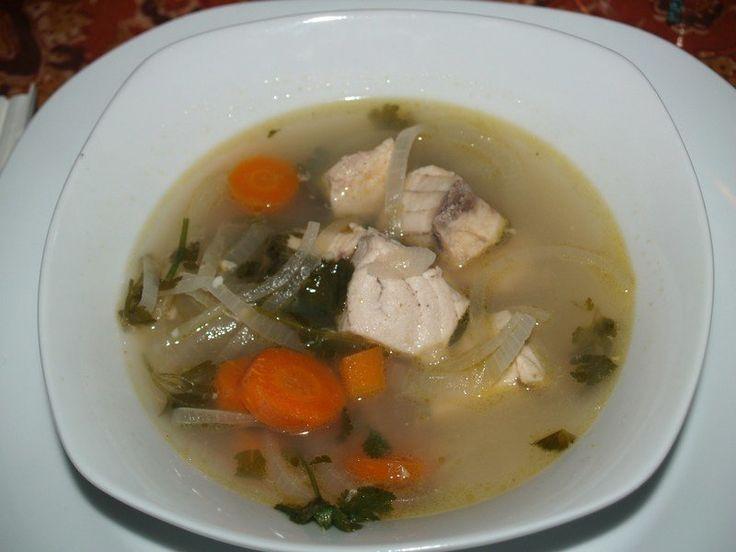 Terbiyeli Balık Çorbası tarifi
