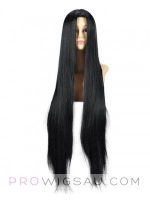 Zera Long Black Wig Cosplay $67