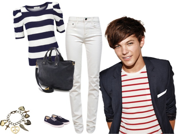 """Louis Tomlinson Pinterest: """"Louis Tomlinson 3"""" By Foreverbatman Liked On Polyvore"""