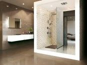 Decorating Rooms with Mosaic Glass Tiles from Bisazza | DigsDigs