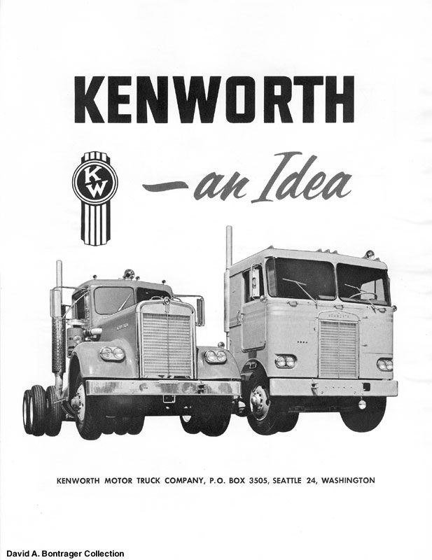 378 best vintage trucks and earth moving equipment images - Bac a semis ...