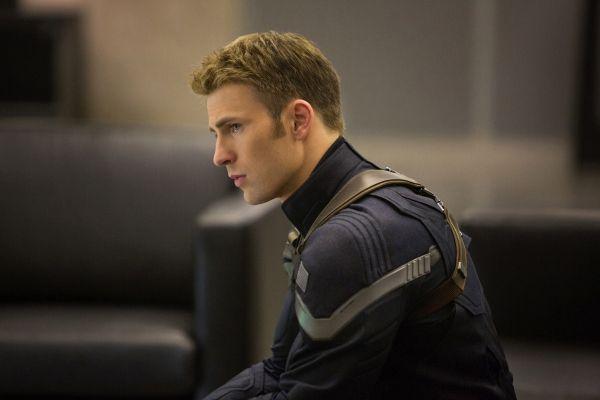 """Chris Evans as Steve Rogers (Captain America) in """"Captain America: The Winter Soldier."""" (Zade Rosenthal / Marvel)"""
