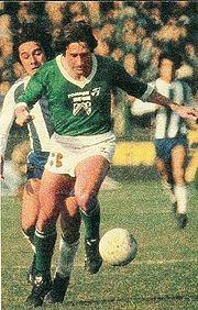 Oscar Garré.Campeón Mundial con la Selección Argentina en FIFA World Cup México 1986. Campeón con Ferro Carril Oeste en Torneo Nacional 1982 y Torneo Nacional 1984.