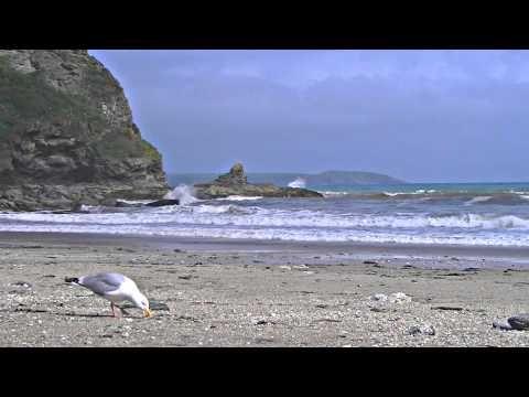 Ocean Relaxation - Ocean Waves - Ocean Sounds HD > Ozean Entspannung