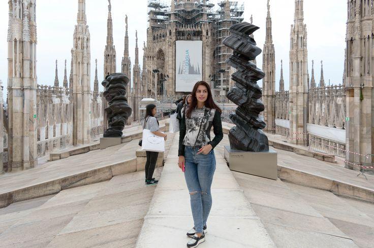 Milan #cathedral #Duomo #travel