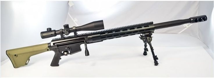 Dominion Arms - DA50 - .50 BMG upper