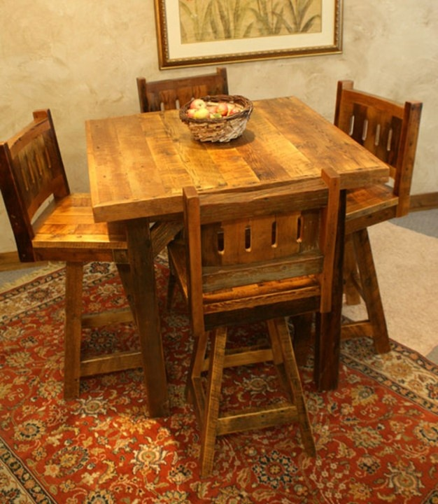 24 best dining room furniture images on pinterest dining for Dining room tables 36 x 54