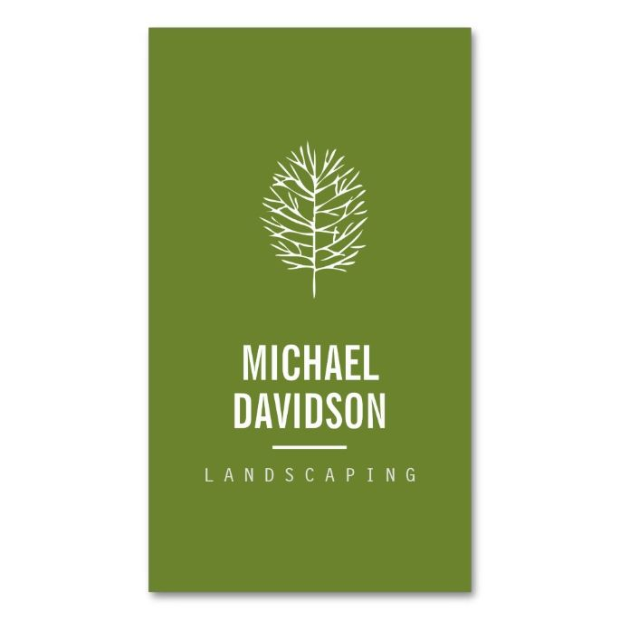 2232 best nature business card templates images on pinterest organic tree sketch on landscaping business card reheart Image collections