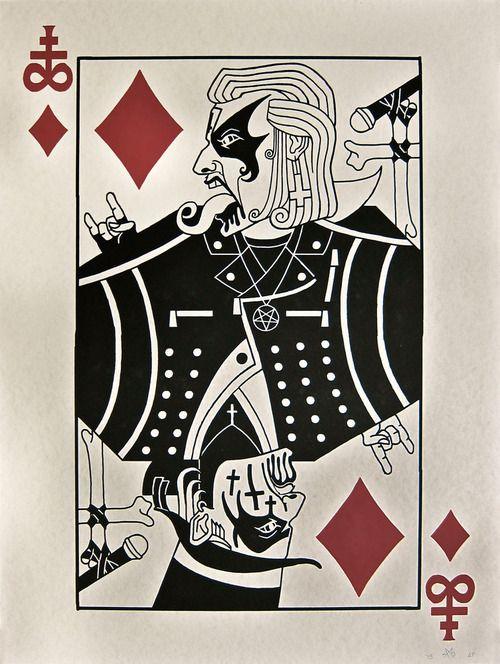 King Diamond.