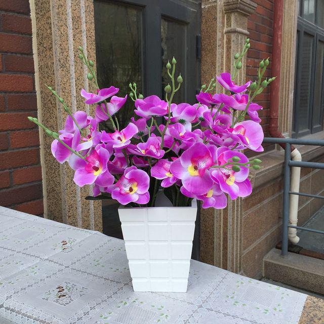 16 best Flores artificiales images on Pinterest Floral