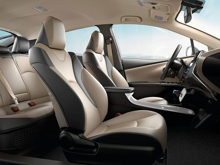 Interior View Of 2016 Toyota Prius In Sacramento Auto Environment Interior Toyota Toyota Prius