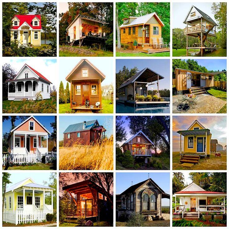"""Here are samples of lightweight, low-cost housing suited for the Logan Triangle and low-income residents who work with LOAM. These solar cabins (also known as """"tiny houses"""" or """"elder cottages"""") are 200-300 square feet with loft."""
