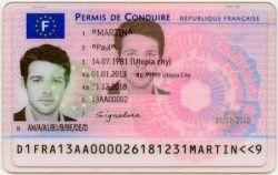 Dématérialisation du renouvellement de permis