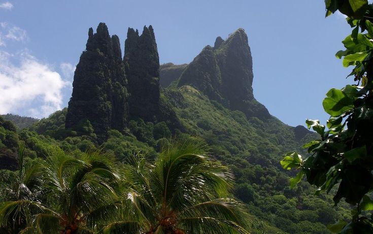 остров Нуку-Хива
