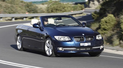 BMW Serie 3 Convertible 2012
