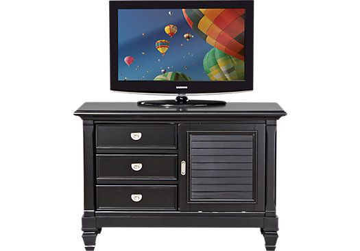 Shop for a Belmar Black Entertainment Center at Rooms To Go Kids. Find  that will look great in your home and complement the rest of your furniture.