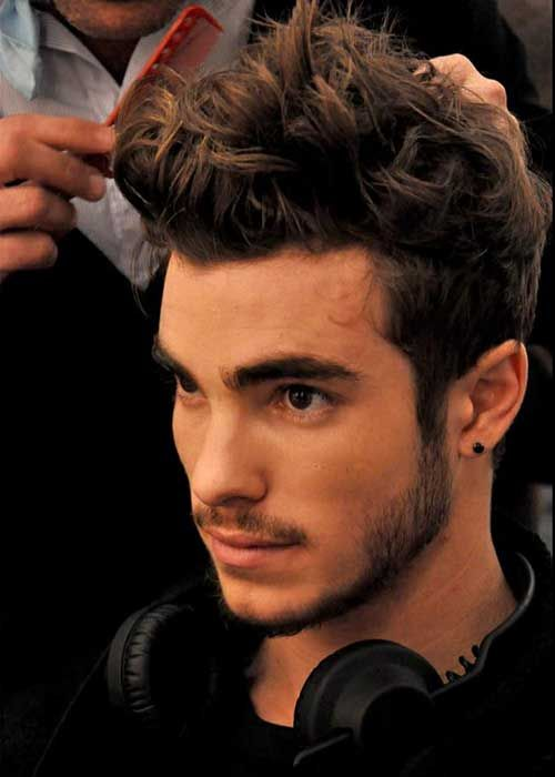 Different Hairstyles For Men highlighted undercut in mens hairstyles haircuts for men 2017 106 Best Hairstyle Men Images On Pinterest Hairstyles Mens Haircuts And Hairstyle Men