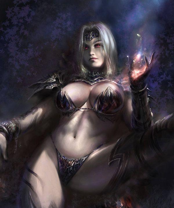 fantasy elf females Sexy