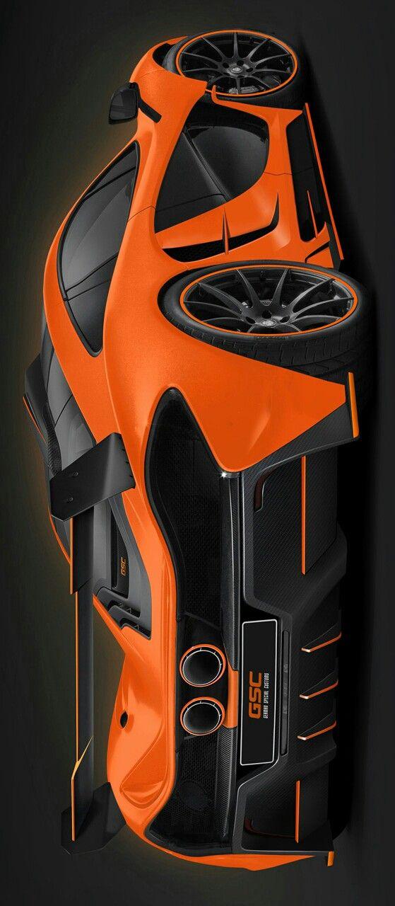 GSC McLaren P1 by Levon