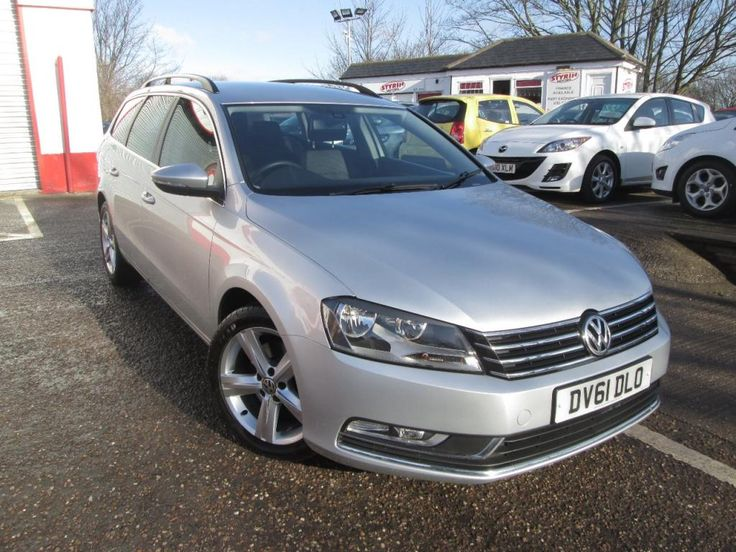 Volkswagen Passat 1.6 SE TDI BLUEMOTION TECHNOLOGY 5d 104 BHP