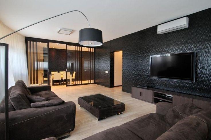 1000 ideas about lampadaire noir on pinterest site de. Black Bedroom Furniture Sets. Home Design Ideas