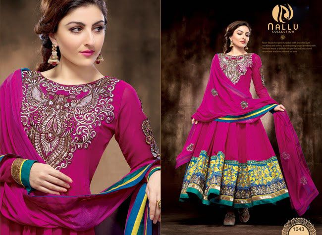 25  best ideas about Anarkali suits online shopping on Pinterest ...