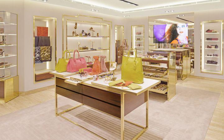 Furla store by HMKM Hong Kong