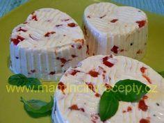 Jednoduchý čerstvý sýr