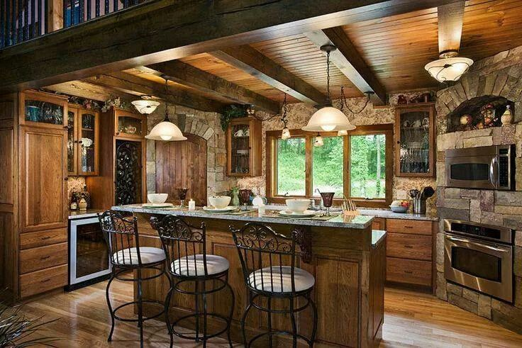 Dream Country Kitchens dream kitchen | country living/ dream house | pinterest | country