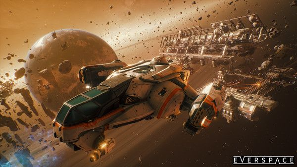 Save 80 On Everspace On Steam Single Player Upcoming Video Games Game Design