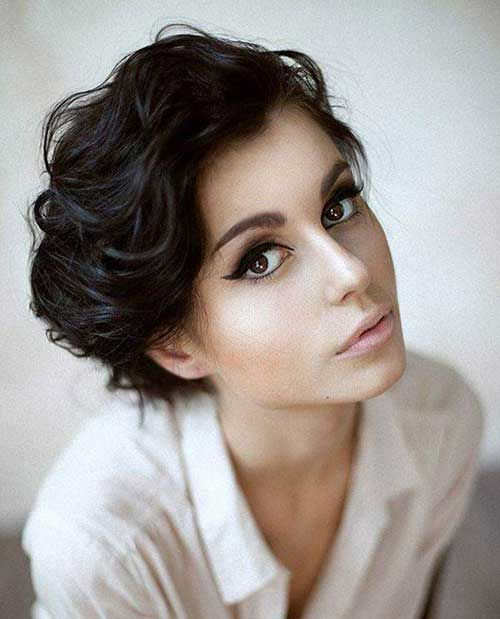 Admirable 1000 Ideas About Short Wavy Hairstyles On Pinterest Short Wavy Hairstyles For Women Draintrainus