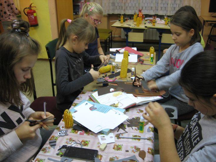 Listopadowe popołudnia w Oddziale dla Dzieci