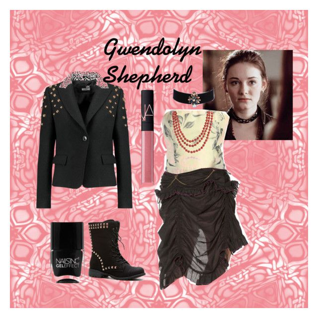 """""""Ruby Red Trilogy - Gwendolyn Shepherd"""" by fangindiegirl on Polyvore"""