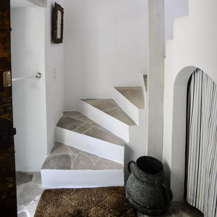 #paxoszoe #stone #stair #case #traditional #building #greek #white #paxos #zoe #holiday #home