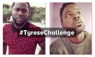 "What Is The Tyrese Challenge? - Original Kevin Hart Lance Gross  There's a new Tyrese Challenge that's hilarious but mean. The singer and actor is currently going through an emotional custody battle. He posted a video of himself on social media crying but people aren't feeling sorry for him. Gibson has also been complaining about Dwayne ""The Rock"" Johnson for about two and people are getting tired of him. The new Tyrese Challenge features people mocking Tyrese's crying video…"