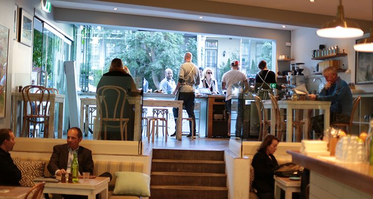 Taking the Bay: Paul Jacobs of Posto No. 19 - Urban Walkabout sydney blog ~ Rushcutters Bay