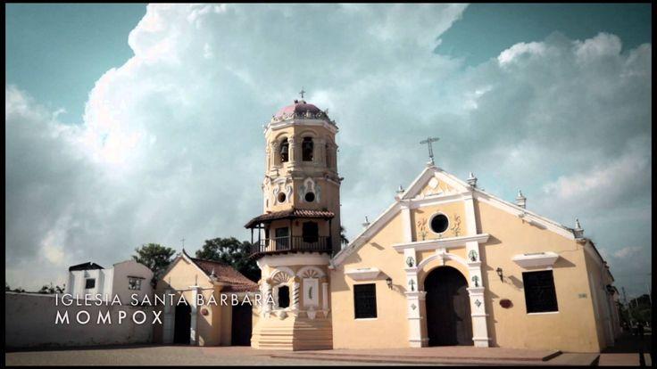 Mompox, patrimonio de la humanidad, Colombia es Realismo Mágico