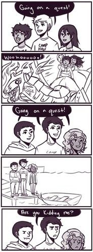 so true... - the-heroes-of-olympus Fan Art