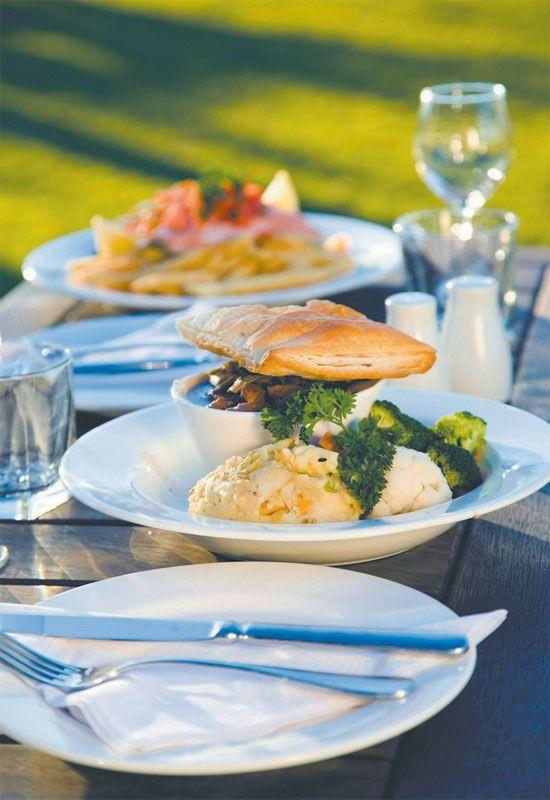 Hunter Valley Gardens - Restaurants