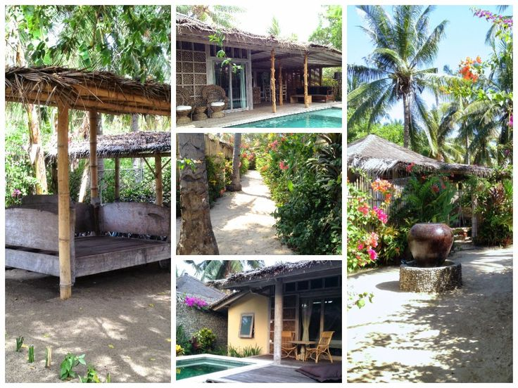 Ikat & Batik: A Week Staying at Les Villas Ottalia on Gili Trawa...