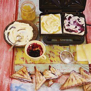 Recept - Petals cheesecaketosti's - Allerhande