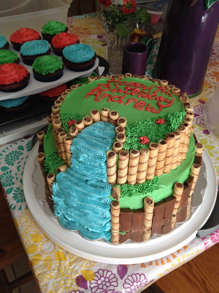 139 best SKYLANDER cakes images on Pinterest Skylanders
