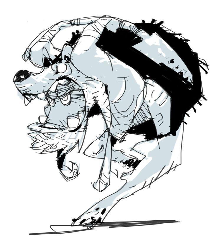 13ウォーリアーズはクマの毛皮だったけど。
