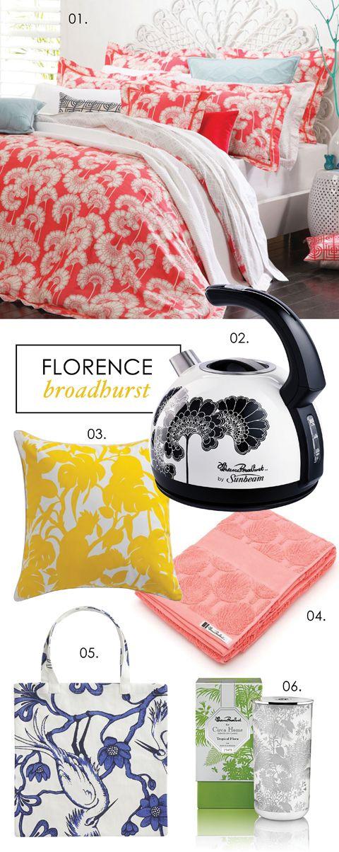 Florence Broadhurst Love