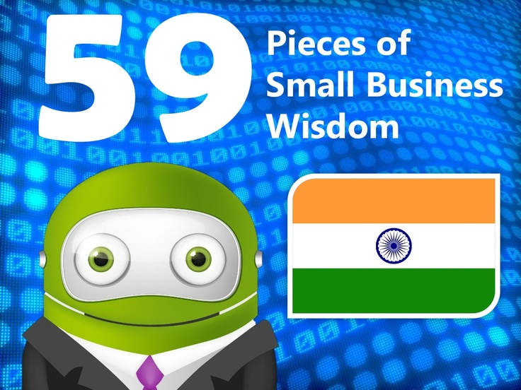 small-business-ideas-india by Zoostr via Slideshare