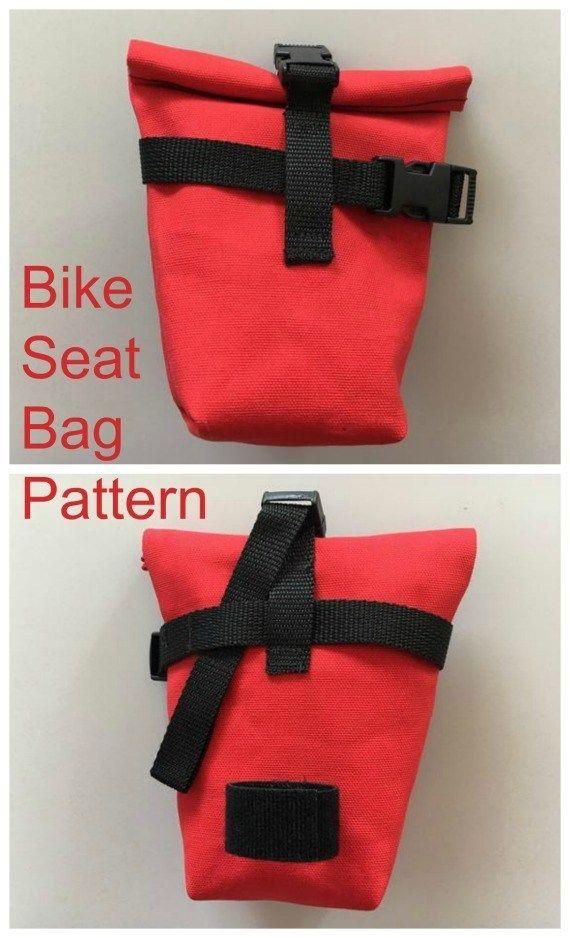 Bike Handlebar Bag Sewing Pattern