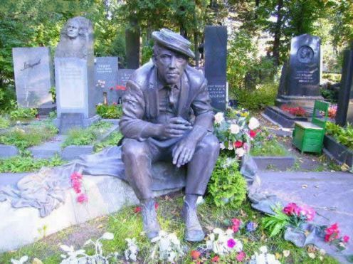 Weird but True: Strange and Unusual Tombstones Russian grave